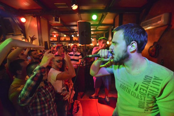 Frenkie, Kontra, Billain, DJ Soul - City Pub Sarajevo