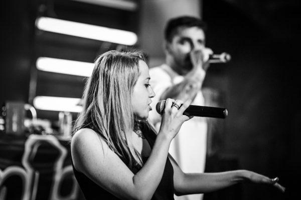 Sassja, promocija albuma Taktički Praktično u Tuzli