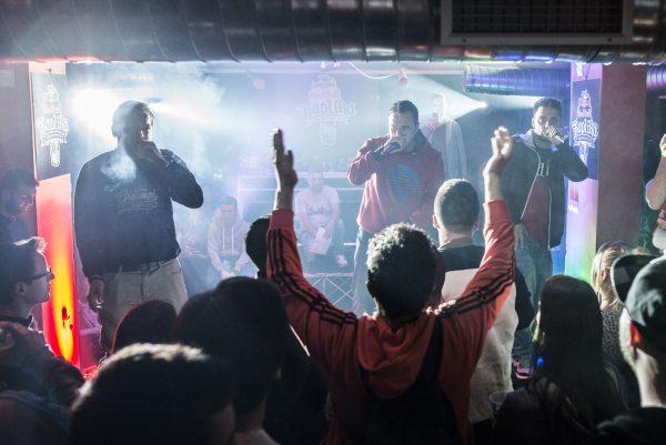 Raplika BH finale 2017 - photo Sulejman Omerbasic